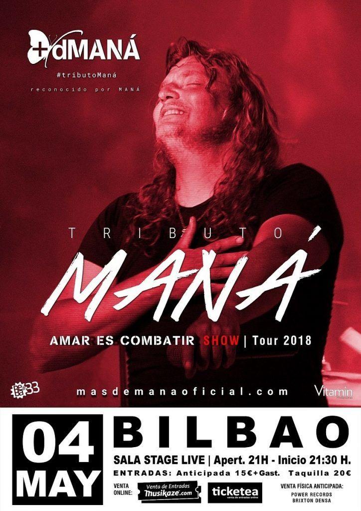 Conciertos stage live bilbao Atrapalo conciertos madrid