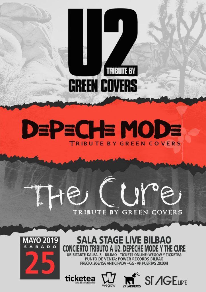 Presentación 'Hijos del desierto' sábado 25 de Mayo, Bilbao - 13:00 La Muga - 18:00 Javier Bar - Página 6 GREEN-COVERS-U2DepecheTheCure-724x1024