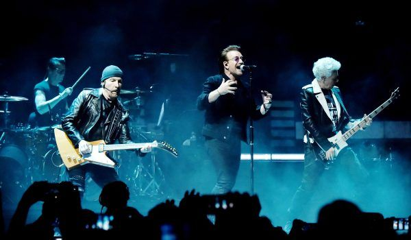 Noche de tributos: U2 + Depeche Mode + The Cure